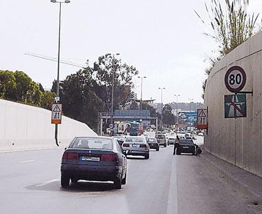 YASA > Nashra 20 > Driving in the city